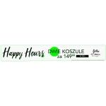 Wólczanka: Happy Hours 2 koszule za 149,99 zł