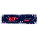 Wólczanka: 60% zniżki na wszystko z oferty TERAZ -60%