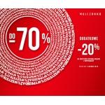 Wólczanka: dodatkowe 20% zniżki na koszule z wyprzedaży do 70%