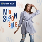 Mid Season Sale we Wrocław Fashion Outlet