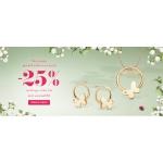 Yes: 25% zniżki na drugą sztukę biżuterii lub 50% zniżki na trzecią sztukę