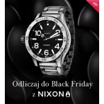 Black Friday Yes: do 45% zniżki na zegarki marki Nixon