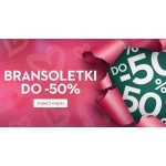 Yes: do 50% rabatu na bransoletki