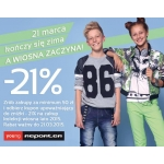 Young Reporter: 21% rabatu na kolekcję wiosna lato 2015