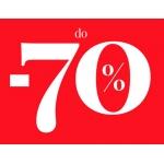 Yups: wyprzedaż do 70% zniżki na odzież i obuwie damskie