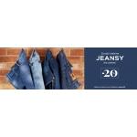 Yups: 20% rabatu na spodnie jeansowe