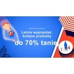 Zalando: letnia wyprzedaż do 70% rabatu na odzież, obuwie, bieliznę i akcesoria