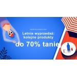 Zalando: letnia wyprzedaż do 70% zniżki na odzież, obuwie, bieliznę i akcesoria