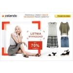 Zalando: wyprzedaż do 70% zniżki