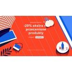 Zalando: 20% zniżki na przecenione produkty