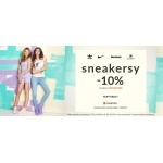 LaModa: 10% rabatu na sneakersy marek Adidas, Nike, Reebok, Converse