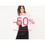 Zara: wyprzedaż międzysezonowa do 50% zniżki