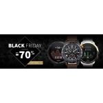 Zegarownia: Black Friday do 70% rabatu na zegarki damskie, męskie i dziecięce