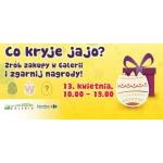 Wielkanocne Bony Zakupowe w Białymstoku w galerii Zielone Wzgórze 13 kwietnia 2014