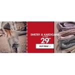 ZOiO: swetry i kardigany damskie za 29,99 zł