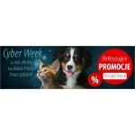 Black Week Zooplus: elektryzujące zniżki na karmy i akcesoria dla psa i kota