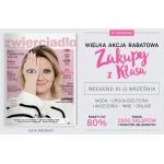 Zakupy z klasą w całej Polsce 10-11 września 2016 - weekend zniżek z magazynami Zwierciadło oraz Sens
