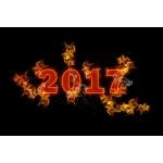 Szczęśliwego Nowego 2017 Roku!