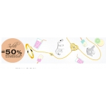 Apart: do 50% zniżki na wybrane wzory biżuterii