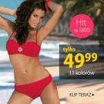 Avaro: kostiumy kąpielowe tylko 49,99 zł