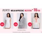 Avaro: nawet 50% rabatu na odzież damską, sukienki, kombinezony, bluzki