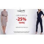 Avaro: 25% rabatu na cała kolekcję odzieży damskiej