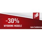 Sklep-Luz.pl: 30% zniżki na buty i odzież New Balance
