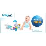 BDDziecko: 10% zniżki na produkty marki babyono