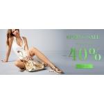 Badura: wyprzedaż do 40% rabatu na obuwie damskie i męskie, kozaki, klapki, sandały