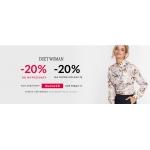 Balladine: 20% rabatu na nową kolekcję odzieży i 20% zniżki na wyprzedaży