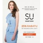Balladine: 25% zniżki na kolekcję odzieży marki SU