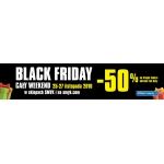 Black Friday Smyk: 50% zniżki na drugie tańsze ubranie lub buty