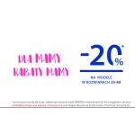 Bartek: 20% zniżki na obuwie marki BARTEK  z okazji Dnia Matki
