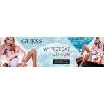 BeJeans: do 50% rabatu na obuwie  damskie marki Guess oraz dodatki