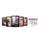 Empik: ebooki do 70% taniej na biografie i wspomnienia