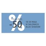 Blue Shadow: do 50% rabatu na odzież damską