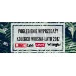 Bluestilo: kolekcja Wiosna/Lato 2017 marki Mustang, Lee, Levis i Wrangler od 29 zł