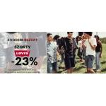 Bluestilo: 23% zniżki na szorty LEVIS