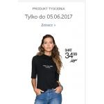 Bon Prix: shirty za 34.99 zł