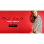 Bon Prix: do 20% rabatu na bluzki i koszulki