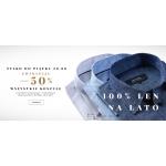 Bytom: 50% rabatu na wszystkie koszule z kolekcji Wiosna/Lato 2017