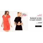 Camaïeu: sukienki na lato w super cenach  już od 44,90 zł