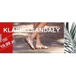 Casu: klapki i sandały od 19,99 zł