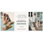 CCC: 20% rabatu na buty, torebki i akcesoria nieprzecenione