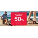 CCC: wyprzedaż do 50% zniżki na buty letnie