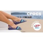Eastend: do 27% zniżki na nowe modele marki Crocs