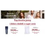 Cross Jeans: do 80% zniżki na 2 produkt przy zakupie dowolnych jeansów