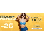 Czasnabuty: 20% zniżki na wszystkie przecenione modele marki Vices New Collection