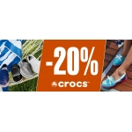 Sklep Luz: 20% zniżki na buty marki Crocs
