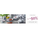 Dekoria: do 50% rabatu na ceramikę